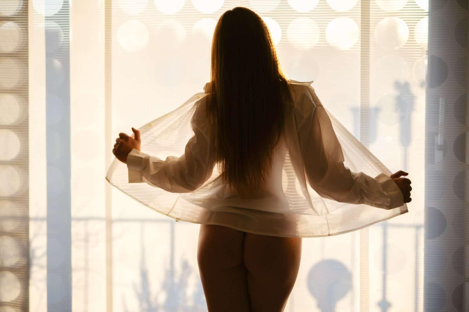 boudoir homeshooting